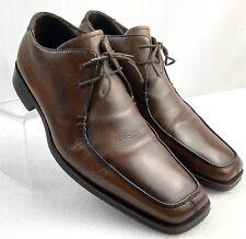 JONES Bootmaker  Mens Brown Leather Lace Up Shoes Size UK 9  - EU 43