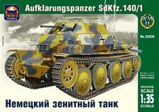 Sd.Kfz.140/1 German Recon Tank       WW2                         1/35 Ark Models