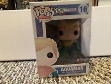 Pop heroes Dc Universe Aquaman