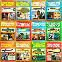 Magazine - New Fishermans Handbook Fishing Contents Index Shown Various Issues