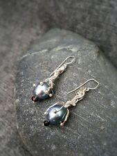HANDMADE! Genuine Pearl Earrings 20124