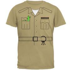 Halloween Zookeeper Costume Mens T Shirt