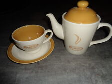 Tim Hortons - Teapot / Cup & Saucer