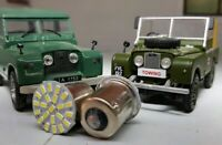 Juguete Toylander Land Rover Serie Defender 1/2 Escala Brillo LED Faro Focos x2
