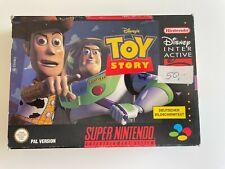 Super Nintendo SNES Spiel - Disney´s Toy Story - OVP - PAL
