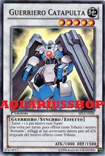 Yu-Gi-Oh! Guerriero Catapulta Italiano SP13-IT049 Catapult Warrior Fortissimo GX