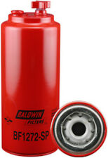 New Baldwin Fuel/Water Separator Spin-on with Drain & sensor port, BF1272-SP