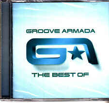 GROOVE ARMADA - THE BEST OF - CD ( NUOVO SIGILLATO )