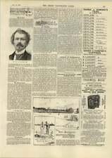 1890 Capitaine Mayne Reid Fatal Explosion Waltham Abbey poudre Mills