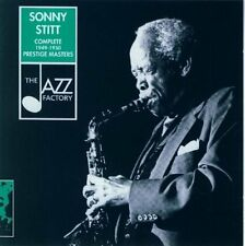 Sonny Stitt - Complete 1949-1950 Prestige Masters / 24 BIT EDITION