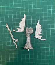 Warhammer Fantasy Wood Elves OOP Ariel, Queen in the Woods Metal