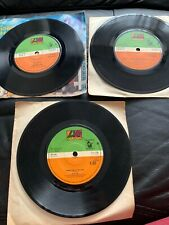 Boney M Brown Girl In The Ring Mary's Boy Child El Lute Vinyl 45 Records