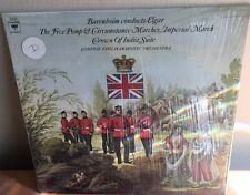 London Philharmonic Orchestra - The Five Pomp & Circumstance Marches etc. - LP