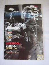 Orig.PRG  Champions League 2005/06   FC LIVERPOOL - BENFICA LISSABON  1/8 FINALE