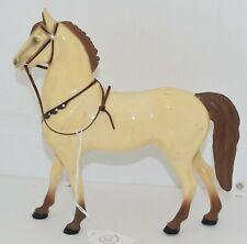 Hartland Vintage Dale Evans Horse Buttermilk ©Hartland Plastics Inc