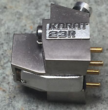 High End Dynavector Karat 23R Ruby Cartridge MC Moving Coil NEEDS TO BE REBUILT