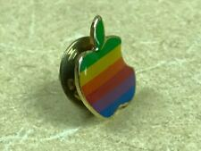 PIN: Apple Rainbow Logo - Excellent Shape (original from dealership - no copy)