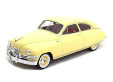 Packard De Luxe Club Sedan 2 doors 1949 yellow (1:18, BOS models)