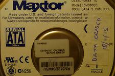 """80 GB Maxtor 6V080E0 7200 RPM 3.5"""" HP: 391336-001 unità disco fisso SATA/HDD"""