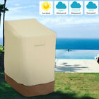 Waterproof High Back Chair Cover Outdoor Patio Garden Furniture Protection Hot