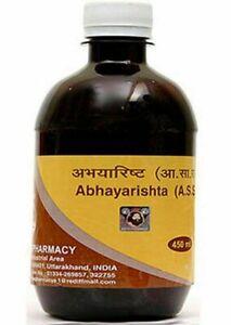 Patanjali UK - Abhayarishta Piles Fistula Constipation 450 ml  NEW EXP :04/2030