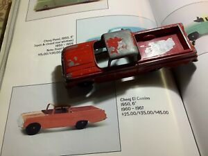 "1960 Tootsie Toy 1950 Chevy El Camino HTF 6"" Long"