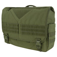Condor Scythe Tactical Padded Messenger Laptop Carry Shoulder Bag Olive Drab