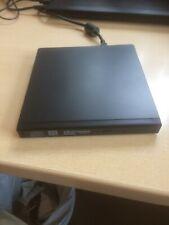 Escritor Slim DVD externo USB