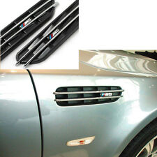 ///M5 Air Flow Side Fender Vents Mesh Sticker Grille For BMW 5Series E39 E60 F10