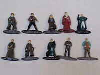 10 Harry Potter Jada Toys Nano Metalfigs Die cast Metal Lot Set Figures Hermione