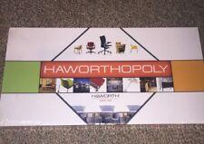 Haworthopoly Haworth Office Furniture Company Property Trading Board Game New