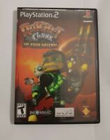 Ratchet & Clank: Up Your Arsenal (Sony PlayStation 2, 2004)  COMPLETE  FAST PS2