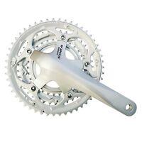 Shimano Sora Road Bike Triple Crankset 50X39X30 9-Speed 170mm Silver W/BB4500