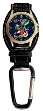 Aqua Force Right to Bear Arms Analog Carabiner Watch (30m Water Resistant)