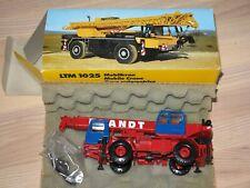 """Conrad 1:50 Liebherr Ltm 1025 Mobile Crane """" Brandt """" No. 2083 IN New Boxed"""
