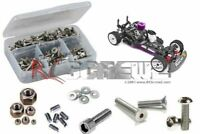 RCScrewZ HPI RS4 Nitro Racer 2 Stainless Steel Screw Kit - hpi006