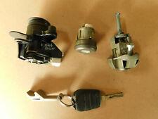 BMW E46 318i 320i 325i Ignition Right Door Lock + Boot Lock + Key Part 1095996