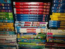 Disney Children Baby Kids Movie Dvd Lot- Pick and Choose- Every Movie $1.99