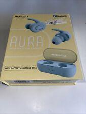 Merkury Auru Bluetooth With Battery Charging Case