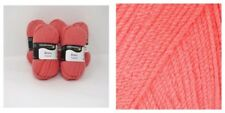 JOB LOT 5 x 50g Schachenmayr Bravo ORANGE Double Knitting Yarn