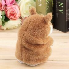 Lovely Talking Hamster Plush Toy Hot Cute Speak Talking Sound Record Toy EM