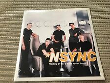 NSYNC JUSTIN TIMBERLAKE SPANISH CD SINGLE CARD SLEEVE SEALED THINKING OF YOU