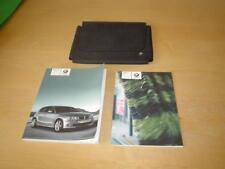 BMW 1 SERIES E87 116 118 120 130 i d iDrive M SPORT Owners Handbook Manual Book