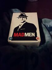 Mad Men - Series 1 , 2 , 3  & 4 Complete DVDs  January Jones John Hamm