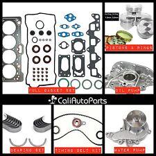 """88-92 Toyota Corolla 1.6L """"4AF"""" """"4AFE"""" DOHC MASTER ENGINE REBUILDING KIT"""