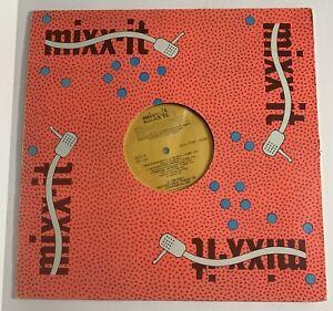 """Cameron Paul - Mixx-it CP-34 - 12"""" Vinyl 1990 mixx-it"""