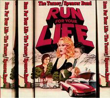 CD - The Tarney Spencer Band / Run For Your Life & 4 Bonus Tracks (7900)