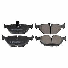 Rear Brake Pad Set Fits BMW 5 Series OE 34216761281 Blue Print ADB114234