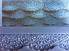 Karen Davies Lottie Lace Border Sugarcraft Mould NEXT DAY DESPATCH
