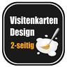Individuelles Visitenkarten Design ★ schnelle Bearbeitungszeit ★